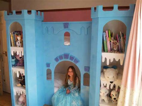 25 Cute Frozen Themed Room Decor Ideas Your Kids Will Love ? HomeDesignInspired