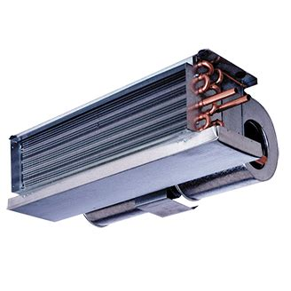 dx fan coil unit 42c horizontal fan coil carrier building solutions north