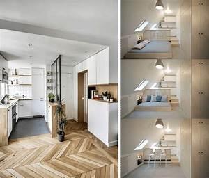 10 idees pour optimiser lamenagement dun studio partie With lovely comment meubler un studio de 20m2 3 amenager un studio de 25m2