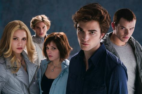 Twilight The Cullens (official Movie Photos)  So What