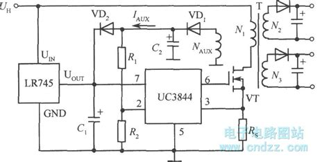 The Integrated Chip Application Case Circuit