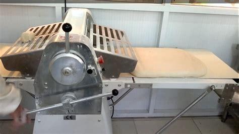 pate feuilletee machine a machine de p 226 te feuillet 233 e d acier inoxydable machine de sheeter de la p 226 te pour la cha 238 ne de
