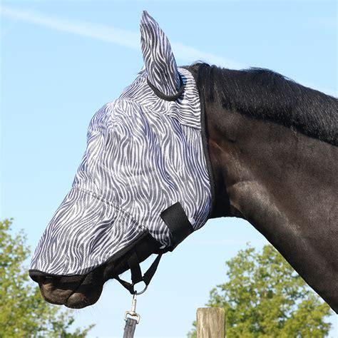 fliegenmaske epplejeck zebra