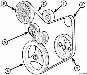 25 Jeep Wrangler Serpentine Belt Diagram