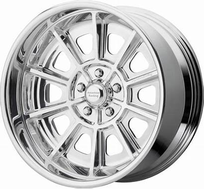Racing American Wheels Forged Inch Polished Rims