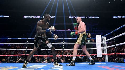 Wilder-Fury II can be one of boxing's classic rematches