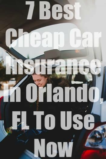 cheap car insurance kissimmee fl 7 cheap car insurance in orlando fl to use with quotes