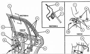 How To Remove And Replace A Window Regulator And Motor On A1996 Grand Marquis
