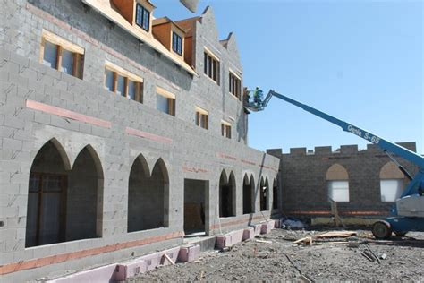 """Proposed mystic monk coffee monastery drawing criticism. Wyoming """"Mystic Monk Coffee"""" Carmelites - Progress with their monastery!   Fr. Z's Blog"""
