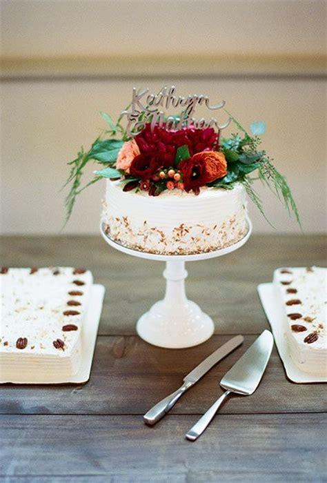top  single tier flower wedding cakes cheap unique