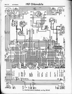 Free Auto Wiring Diagram  1957 Oldsmobile Wiring Diagram