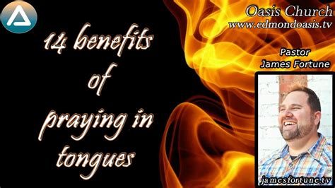 14 Benefits Of Praying In Tongues Youtube