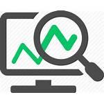 Icon Trend Icons Analyze Insight Research Upward