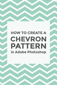 how to make a chevron pattern in photoshop elan creative co With how to make a chevron template