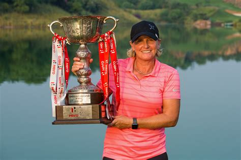 Becky Morgan Wins The Hero Women's Indian Open For First