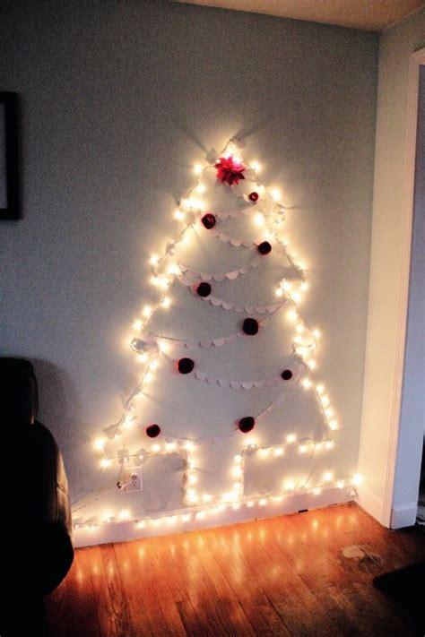 best 25 wall christmas tree ideas pinterest alternative christmas tree christmas tree for