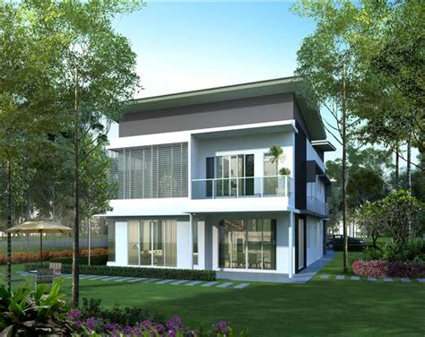 New Bungalow House For Sale At Cypress Residences ( Double