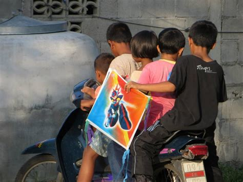 "Thailand Launches ""don't Ride If You Are Under 15"" Safety"