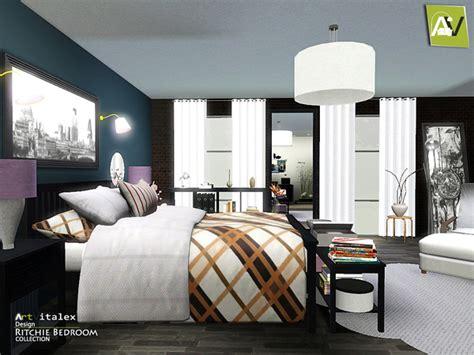 Artvitalex's Ritchie Bedroom