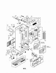 Lg Refrigerator Parts