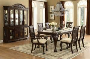 Clearance Dining Room Sets Homelegance 5055 82 Norwich Formal Dining Room Set Clearance Sale