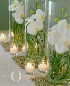 idee deco mariage chetre white orchids pièces maîtresses wedding centerpiece idées de mariage centres d 39 orchidées
