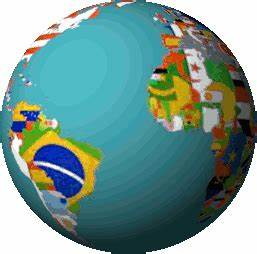 Globe Terrestre Carton : file flag globe wikipedia ~ Teatrodelosmanantiales.com Idées de Décoration
