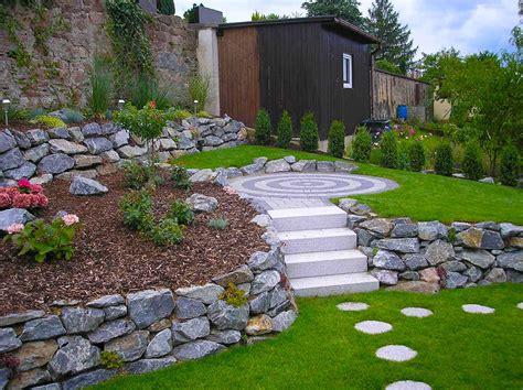 Garten Und Landschaftsbau Odenwald by Zaun Sichtschutz Gartenbau Und Landschaftsbau Im