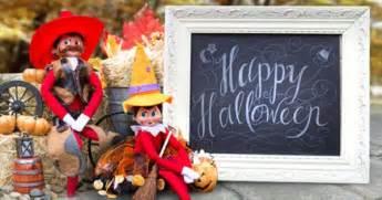 Halloween Elf! Doing!