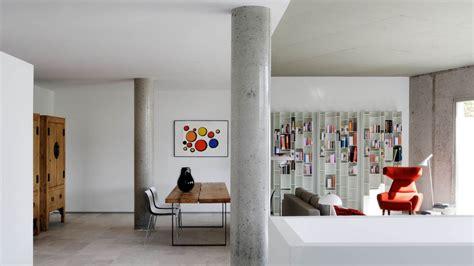 suelos  paredes en hormigon pulido  inspiradores ejemplos