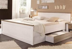 Bett 200x200 Mit Bettkasten : bett online kaufen otto ~ Indierocktalk.com Haus und Dekorationen