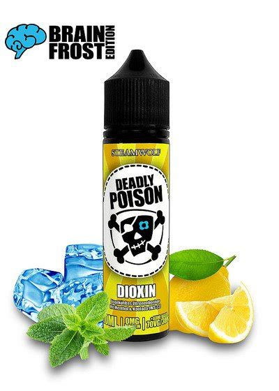 They are produced through a variety of incineration processes, including improper municipal waste incineration and burning of trash, and can be released into the air during natural processes, such as forest fires and volcanoes. Dioxin - Deadly Poison - Long Fill (20ml) - Long fill ...