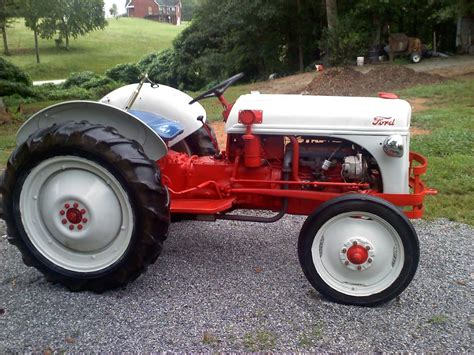 1949 Ford 8N Tractor FOR SALE   Georgia Outdoor News Forum