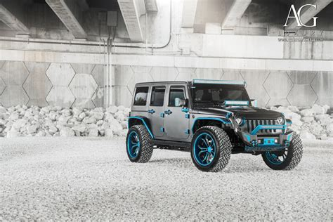 ag luxury wheels jeep wrangler forged wheels
