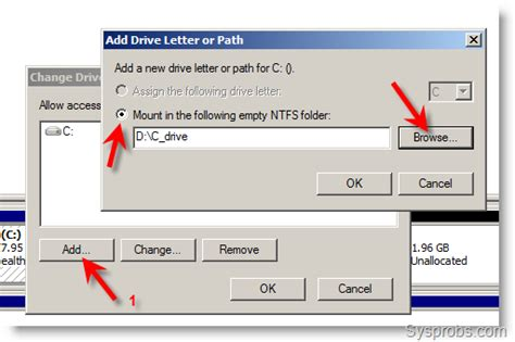 how to extend c drive in windows 7 when you no space