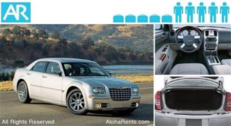 hawaii sports car rental chrysler 300 lhs hawaii rental cars