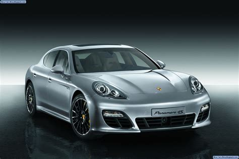 Porsche Panamera Modification by Porsche Panamera 4s Sport Design 2011