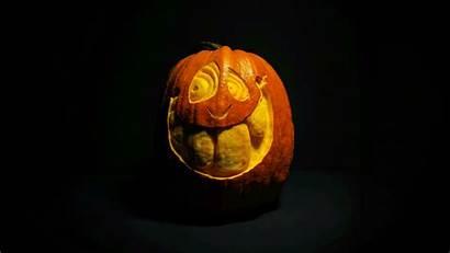 Halloween Pumpkin Lantern Journey Jack Sad