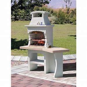 Barbecue De Jardin : barbecue malindi crystal sunday barbecue en pierre ~ Premium-room.com Idées de Décoration