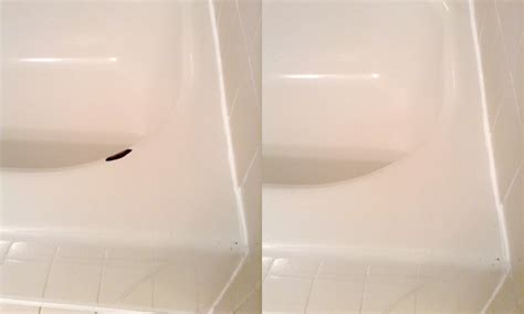 porcelain chip fix repair for tubs and sink bathtub chip repair porcelain tub chip repair