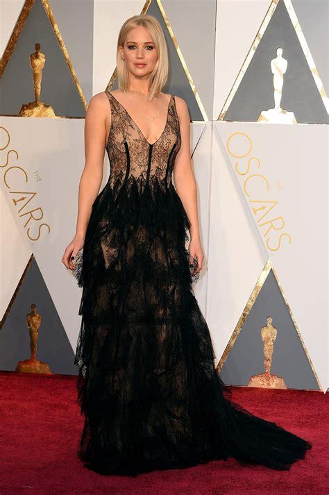 Oscars Red Carpet Dresses 2016 Photos Best Celebrity