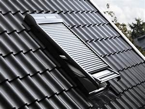 Dachfenster Sonnenschutz Hochuli Holzbau