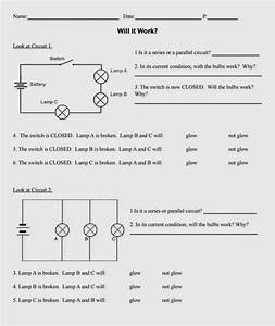 Series And Parallel Circuits Worksheets Worksheets for all ...