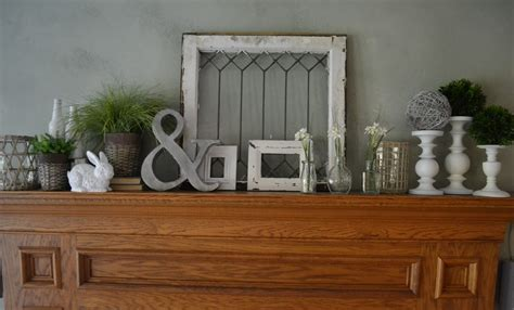 Window Mantle by Corner Of Plaid And Paisley Mantel