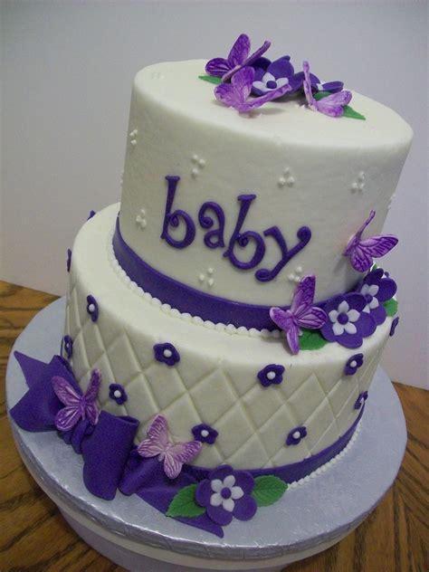 purple butterflies cakecentralcom