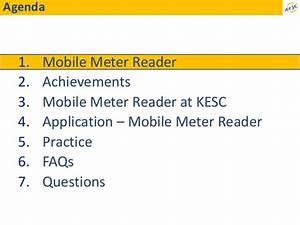 Mobile Meter Reading User Guide