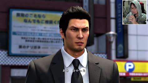 side quest yakuza  fighting amon youtube