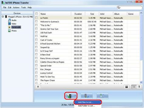 how to transfer from cd to iphone 3 methods to transfer songs from cd to iphone