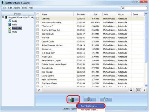 how to put cd on iphone 3 metoder 229 overf 248 re sanger fra cd til iphone