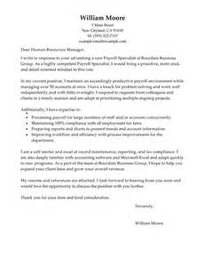 best resume format for accounts manager interview payroll specialist cover letter sle my perfect cover letter